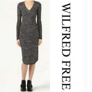 ARITZIA Wilfred Free Lisiere Dress Bodycon size XS